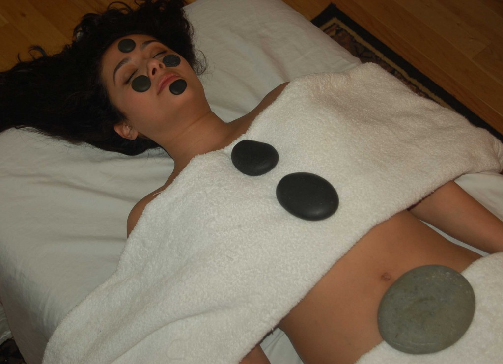 Hot Stone Massage by Heavenly Embrace