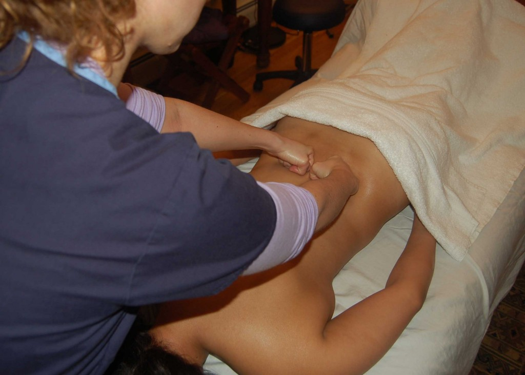 Deep Tissue Massage by Heavenly Embrace