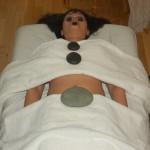 Hot Stone Massage by Heavenly Embrace